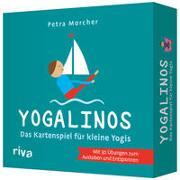 Cover-Bild zu Yogalinos von Morcher, Petra