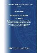 Cover-Bild zu Methoden im Sport (eBook)