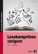 Cover-Bild zu Lesekompetenz steigern 1 von Lange, Hartmut