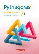 Cover-Bild zu Pythagoras 7. Schuljahr. Realschule (WPF I). Schülerbuch. BY von Babl, Franz