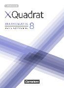 Cover-Bild zu XQuadrat 8. Schuljahr. Lösungen zum Schülerbuch. BW von Baum, Dieter