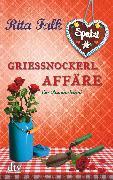 Cover-Bild zu Falk, Rita: Grießnockerlaffäre (eBook)