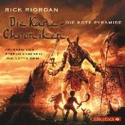 Cover-Bild zu Riordan, Rick: Die Kane-Chroniken, Die rote Pyramide