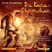 Cover-Bild zu Riordan, Rick: Die Kane-Chroniken, Der Schatten der Schlange