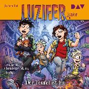 Cover-Bild zu Till, Jochen: Luzifer junior - Teil 4: Der Teufel ist los (Audio Download)