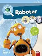 Cover-Bild zu Mika, Liliane: Leselauscher Wissen: Roboter (inkl. CD)