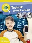 Cover-Bild zu Lohmer, Günther: Leselauscher Wissen: Technik einfach erklärt (inkl. CD)