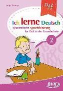 Cover-Bild zu Thomas, Sonja: Ich lerne Deutsch Band 2
