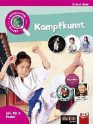 Cover-Bild zu Mann, Simone: Leselauscher Wissen: Kampfkunst (inkl. CD & Poster)