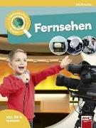 Cover-Bild zu Potofski, Ulli: Leselauscher Wissen: Fernsehen (inkl. CD)