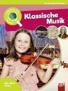Cover-Bild zu Gremmel-Geuchen, Ute: Leselauscher Wissen: Klassische Musik (inkl. CD)
