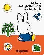 Cover-Bild zu Bruna, Dick: Das große Miffy Stickerbuch