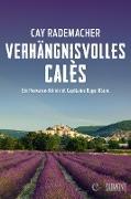 Cover-Bild zu Rademacher, Cay: Verhängnisvolles Calès (eBook)