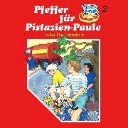 Cover-Bild zu Schröder, Rainer M.: Pizzabande, Folge 2: Pfeffer für Pistazien-Paule (oder Die Extratour) (Audio Download)