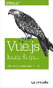 Cover-Bild zu Peterke, Lars: Vue.js kurz & gut (eBook)