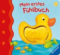 Cover-Bild zu Grimm, Sandra: Mein erstes Fühlbuch
