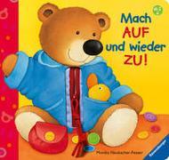 Cover-Bild zu Grimm, Sandra: Mach auf und wieder zu!