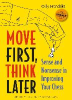 Cover-Bild zu Hendriks, Willy: Move First, Think Later (eBook)