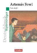 Cover-Bild zu Deutschbuch - Ideen zur Jugendliteratur, Kopiervorlagen zu Jugendromanen, Artemis Fowl, Empfohlen für das 6./7. Schuljahr, Kopiervorlagen von Zdrallek, Andreas