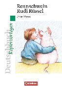 Cover-Bild zu Deutschbuch - Ideen zur Jugendliteratur, Kopiervorlagen zu Jugendromanen, Rennschwein Rudi Rüssel, Empfohlen für das 5. Schuljahr, Kopiervorlagen von Winter, Jörn
