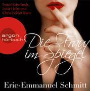 Cover-Bild zu Schmitt, Eric-Emmanuel: Die Frau im Spiegel