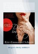 Cover-Bild zu Schmitt, Eric-Emmanuel: Die Frau im Spiegel (DAISY Edition)