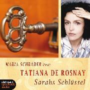 Cover-Bild zu Rosnay, Tatiana de: Sarahs Schlüssel (Gekürzt) (Audio Download)