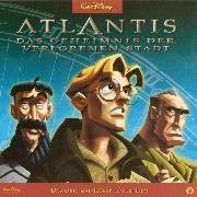 Cover-Bild zu Koch, Dieter: Disney - Atlantis (Audio Download)