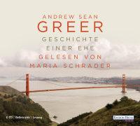 Cover-Bild zu Greer, Andrew Sean: Geschichte einer Ehe