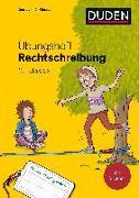 Cover-Bild zu Übungsheft - Rechtschreibung 2.Klasse von Bors, Natalie