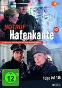 Cover-Bild zu Notruf Hafenkante von Ströher, Astrid