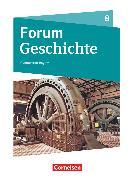 Cover-Bild zu Forum Geschichte - Neue Ausgabe, Gymnasium Bayern, 8. Jahrgangsstufe, Das lange 19. Jahrhundert, Schülerbuch von Bäuml-Stosiek, Dagmar