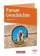 Cover-Bild zu Forum Geschichte - Neue Ausgabe, Gymnasium Baden-Württemberg, 7. Schuljahr, Mittelalter und Frühe Neuzeit, Schülerbuch von Cornelißen, Hans-Joachim