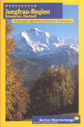 Cover-Bild zu Wanderbuch Jungfrau-Region