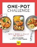 Cover-Bild zu Kintrup, Martin: Die One-Pot-Challenge (eBook)