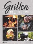 Cover-Bild zu Schocke, Sarah: Grillen für Foodies & Friends