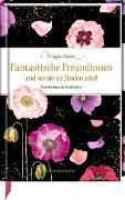 Cover-Bild zu Bastin, Marjolein (Illustr.): Fantastische Freundinnen und wo sie zu finden sind