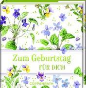 Cover-Bild zu Bastin, Marjolein (Illustr.): Zum Geburtstag für dich