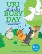 Cover-Bild zu Bell, Lucy J.: Uri and the Busy Day: A Book about Feeling Overwhelmed