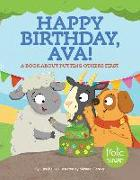 Cover-Bild zu Bell, Lucy J.: Happy Birthday, Ava!: A Book about Putting Others First