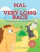 Cover-Bild zu Bell, Lucy J.: Hal and the Very Long Race: A Book about Self-Acceptance