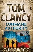 Cover-Bild zu Clancy, Tom: Command Authority (eBook)