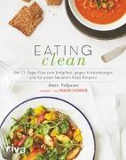 Cover-Bild zu Eating Clean von Valpone, Amie