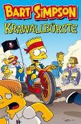 Cover-Bild zu Groening, Matt: Bart Simpson Comics Sonderband