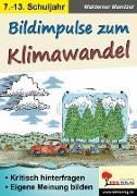 Cover-Bild zu Bildimpulse zum Klimawandel von Mandzel, Waldemar