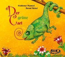 Cover-Bild zu Der grüne Carl von Mandzel, Waldemar