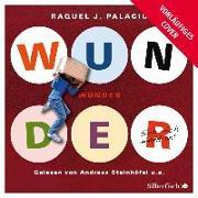 Cover-Bild zu Palacio, R.J.: Wunder - Die Filmausgabe