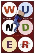 Cover-Bild zu Palacio, R.J.: Wunder