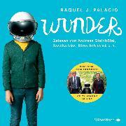 Cover-Bild zu Palacio, R.J.: Wunder - Die Filmausgabe (Audio Download)