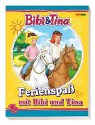 Cover-Bild zu Hoffart, Nicole (Chefred.): Bibi & Tina: Ferienspaß mit Bibi und Tina